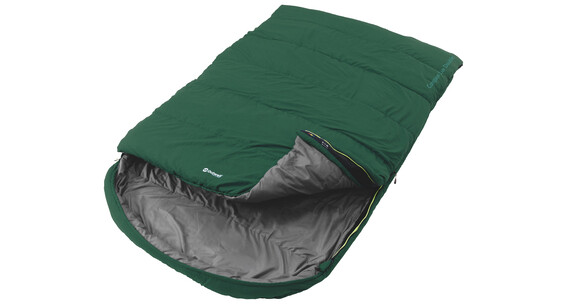 Outwell Campion Lux Double Sleeping Bag green